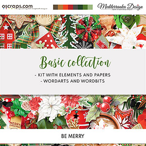 Be merry (Basic collection 2 in 1)