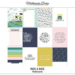 Ride a bike (Pocket cards)
