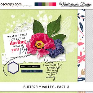 Butterfly valley - part 3 (Mini kit)