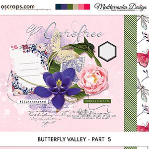 Butterfly valley - part 5 (Mini kit)