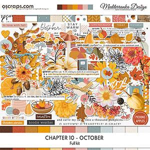 Chapter 10 - October (Full kit)