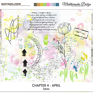 Chapter 4 - April (Extras)