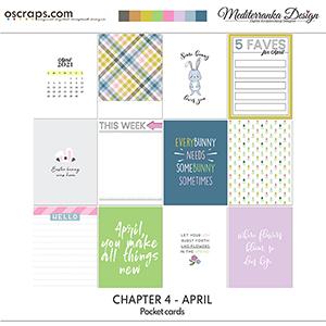 Chapter 4 - April (Pocket cards)