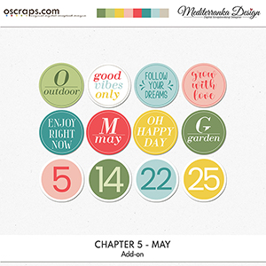 Chapter 5 - May (Add-on)