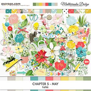 Chapter 5 - May (Full kit)