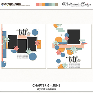Chapter 6 - June (Layered templates)