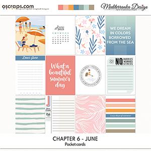 Chapter 6 - June (Pocket cards)