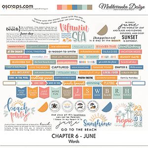 Chapter 6 - June (Words)