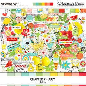 Chapter 7 - July (Full kit)