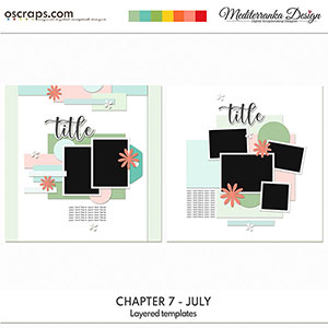 Chapter 7 - July (Layered templates)