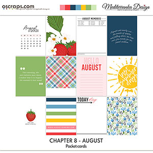 Chapter 8 - August (Pocket cards)