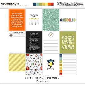Chapter 9 - September (Pocket cards)