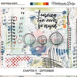 Chapter 9 - September (Extras)
