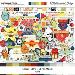 Chapter 9 - September (Full kit)