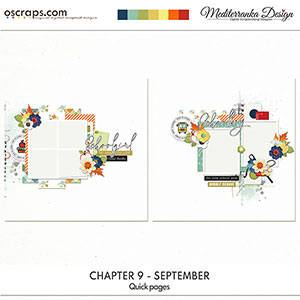 Chapter 9 - September (Quick pages)
