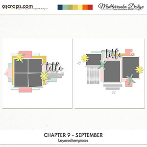 Chapter 9 - September (Layered templates)