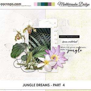 Jungle dreams - part 4 (Mini kit)