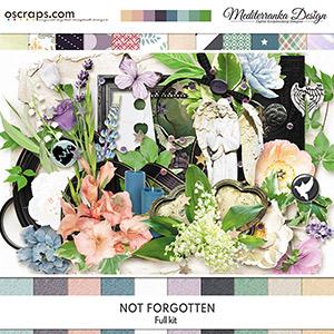 Not forgotten (Full kit)