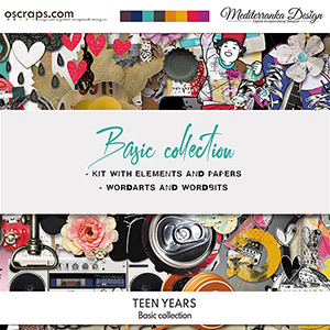 Teen years (Basic collection 2 in 1)