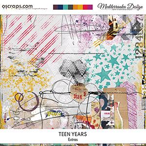 Teen years (Extras)