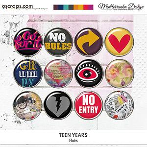 Teen years (Flairs)