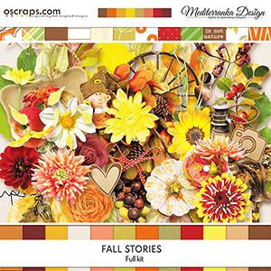 Fall stories (Full kit)