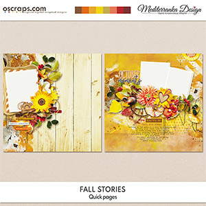 Fall stories (Quick pages)