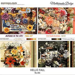 October bonus offer - Hello fall (Bundle)