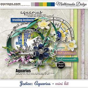Zodiac: Aquarius (Mini kit)