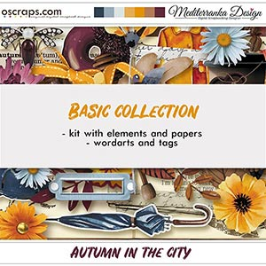 Autumn in the city (Basic collection 2 in 1)