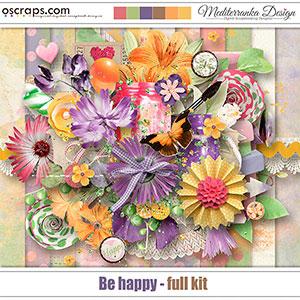 Be happy (Full kit)