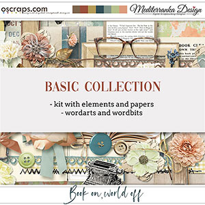 Book on, world off (Basic collection 2 in 1)