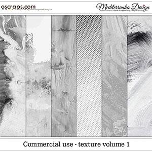 CU - Texture volume 1