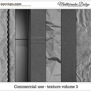 CU - Texture volume 5