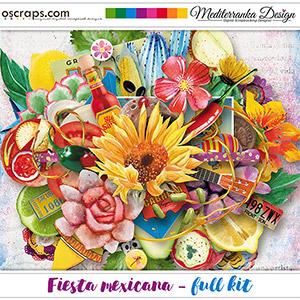 Fiesta mexicana (Full kit)
