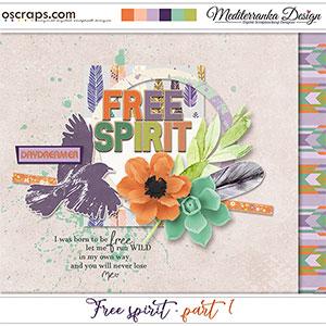 Free spirit - part 1 (Mini kit)