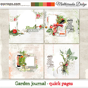 Garden Journal (Quick pages)