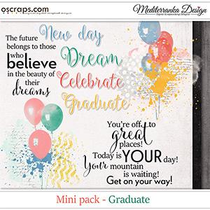 Graduate (Mini pack)