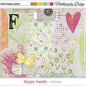 Happy Family (Extras)