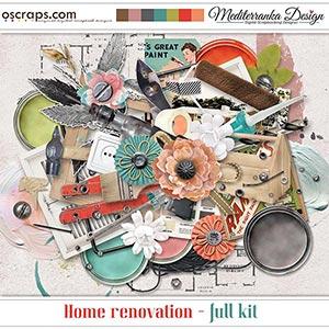 Home renovation (Full kit)