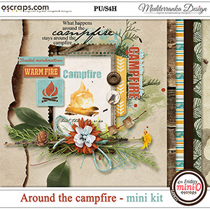 Around the campfire (Mini kit)