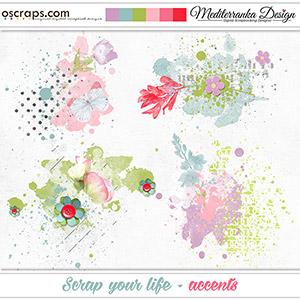 Scrap your life (Accents)