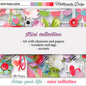 Scrap your life (Mini collection)