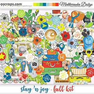 Stay 'n joy (Full kit)