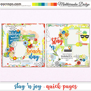 Stay 'n joy (Quick pages)