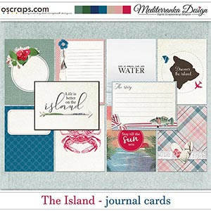 The Island (Journal cards)