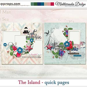 The Island (Quick pages)