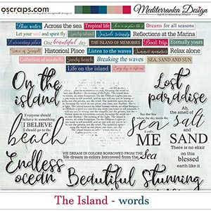The Island (Words)