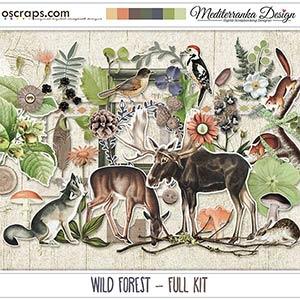 Wild forest (Full kit)
