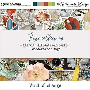 Wind of change (Basic collection 2 in 1)